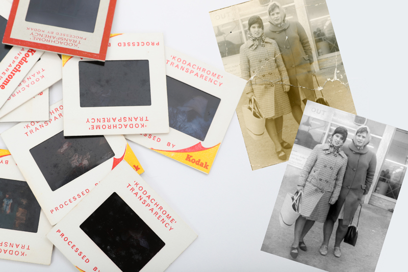 Photo Restoration and Archiving