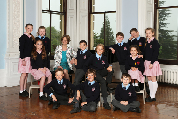 Class and Large School Group Photography