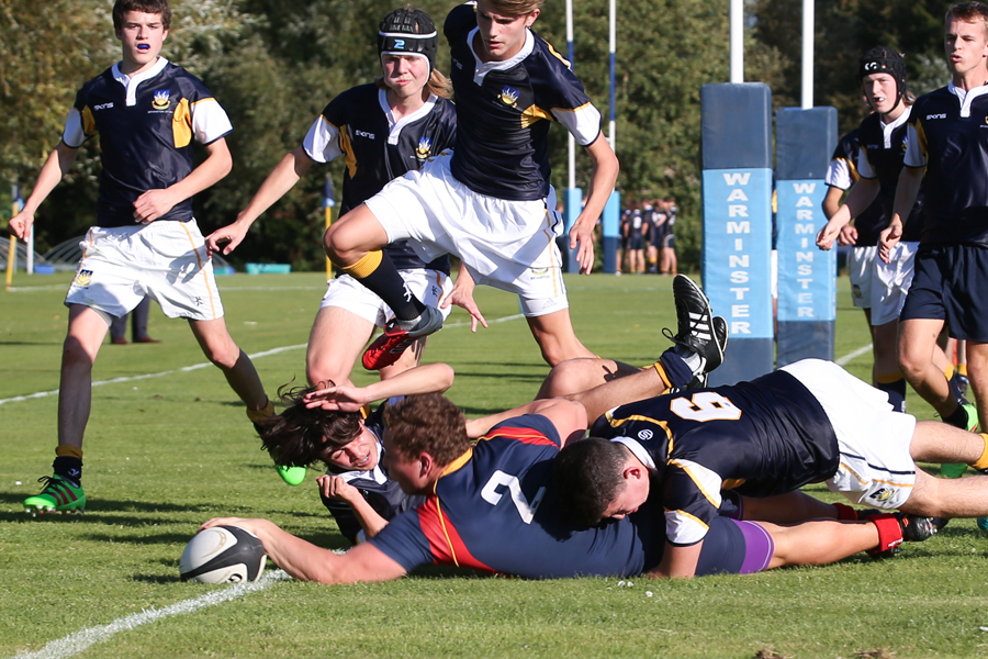School Rugby Photography